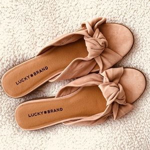 NWT: LUCKY BRAND Slips-Ons